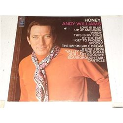 Andy Williams - Honey Vinyl LP Record For Sale