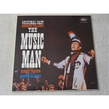 Meredith Willson - The Music Man - Original Cast LP For Sale