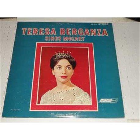 Teresa Berganza - Sings Mozart - John Pritchard RARE US Press LP For Sale