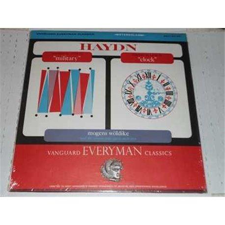 HAYDN - Military and Clock Symphonies - Mogens Wöldike - Vinyl LP For Sale