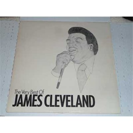 James Cleveland - The Very Best Of Vinyl LP For Sale
