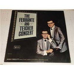 Ferrante and Teicher - The Ferrante and Teicher Concert Lp For Sale