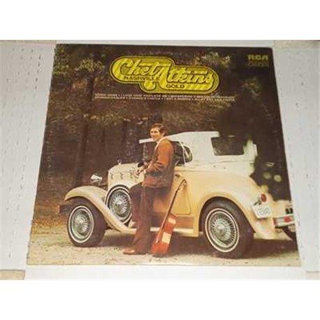 Chet Atkins - Nashville Gold Vinyl Lp For Sale