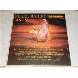 Pearl Baily, Pearl Baily Sings vinyl LP For Sale