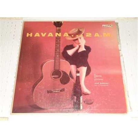 Havana 2 AM - Carlos Montoya and Jose Madeira Vinyl LP For Sale