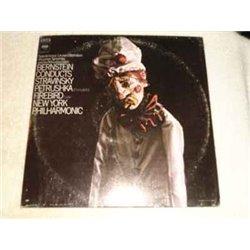 Bernstein Conducts - Stravinsky Petrushka Firebird Vinyl LP For Sale