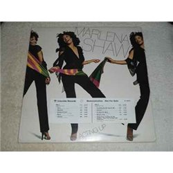 Marlena Shaw - Acting Up Promotional LP For Sale