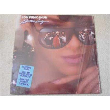 Con Funk Shun - Electric Lady LP Vinyl Record