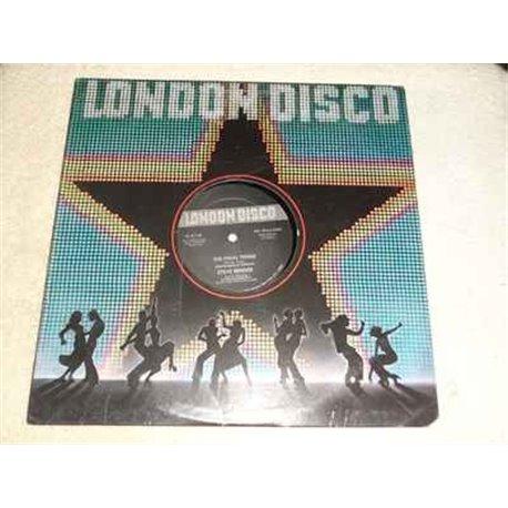Steve Bender - The Final Thing PROMO Vinyl LP For Sale