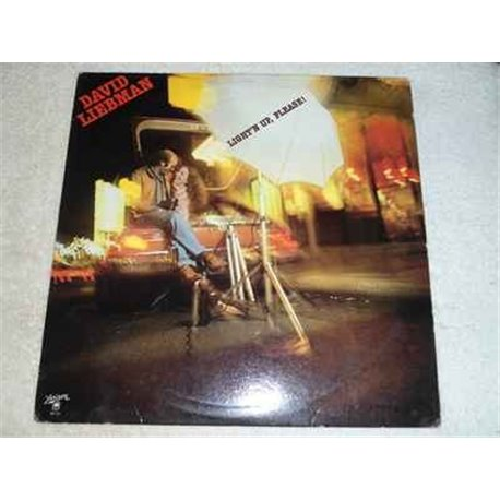 David Liebman - Light'n Up Please! Vinyl LP For Sale