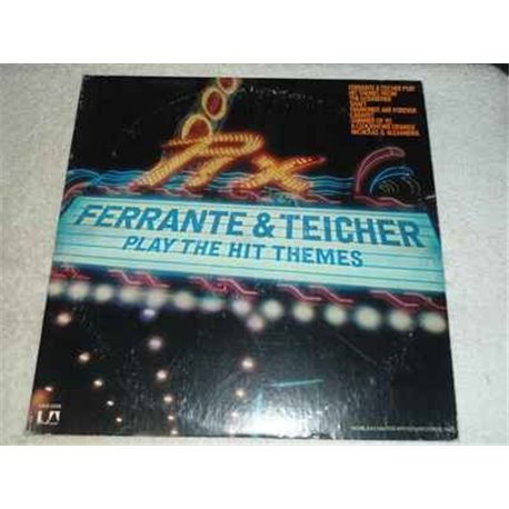 Ferrante and Teicher - Play The Hit Themes Vinyl LP For Sale