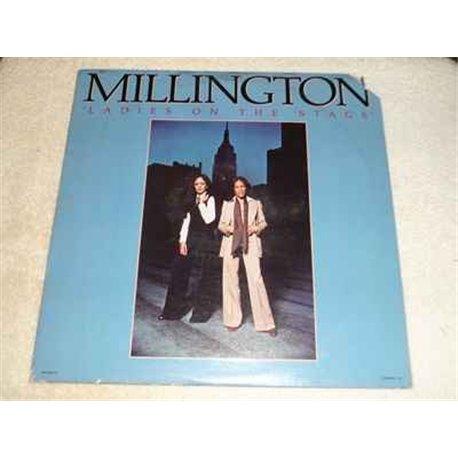 Millington - Ladies On The Stage Vinyl LP