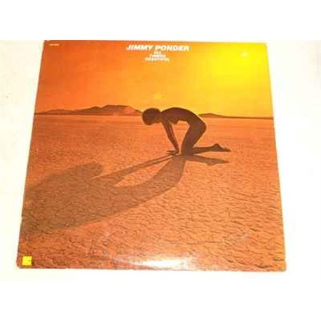 Jimmy Ponder - All Things Beautiful Vinyl LP For Sale