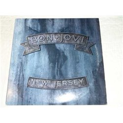 Bon Jovi - New Jersey Rare Vinyl LP For Sale