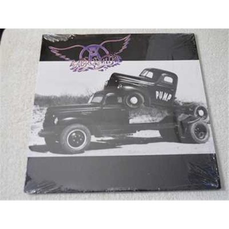 Aerosmith - Pump Rare Vinyl LP For Sale