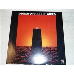 Eumir Deodato - Airto Moreira In Concert SUPER RARE PRESSING Vinyl LP For Sale