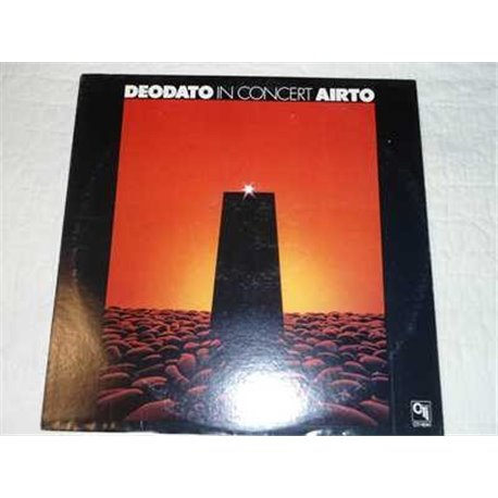 Eumir Deodato - Airto Moreira In Concert Vinyl LP For Sale