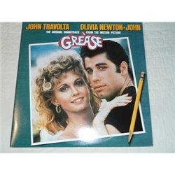 Grease - Motion Picture Soundtrack LP For Sale NEAR MINT !