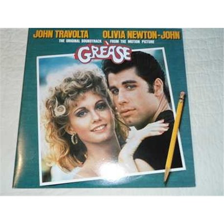 Grease - Motion Picture Soundtrack LP For Sale