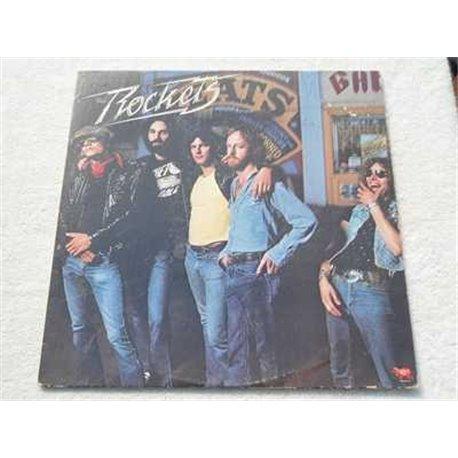 Rockets - Self Titled Vinyl LP For Sale - RARE Self Titled Label