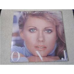Olivia Newton John - Greatest Hits Vinyl LP For Sale