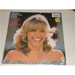 Olivia Newton John - Making A Good Thing Better Vinyl LP Record For Sale