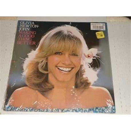 Olivia Newton John - Making A Good Thing Better Vinyl LP For Sale
