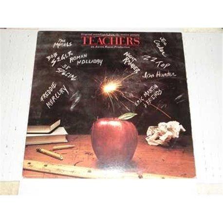 Teachers - Motion Picture Soundtrack Vinyl LP For Sale
