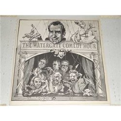 The Watergate Comedy Hour - Jack Burns Vinyl LP For Sale