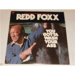 Redd Foxx - You Gotta Wash Your Ass Comedy Vinyl LP For Sale