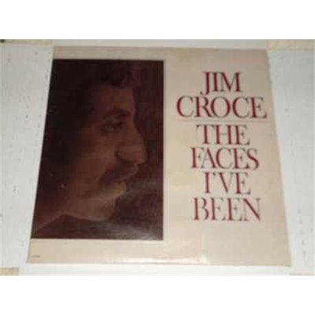 Jim Croce - The Faces Ive Been Vinyl LP For Sale