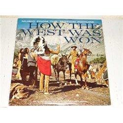 How The West Was Won - Motion Picture Soundtrack Vinyl LP For Sale