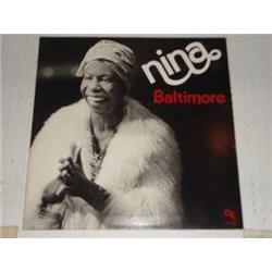 Nina Simone - Baltimore Vinyl LP For Sale