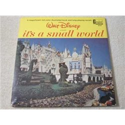 Its A Small World - Vintage Walt Disney Vinyl LP For Sale