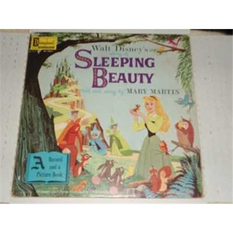 Sleeping Beauty - Walt Disney Vinyl LP With 11 Page Gatefold For Sale