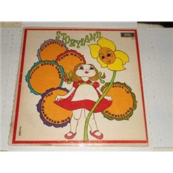 StoryLand - Childrens Stories Lp For Sale