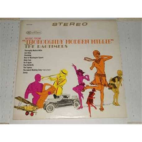 Thoroughly Modern Millie - Music From The Movie Vinyl LP For Sale