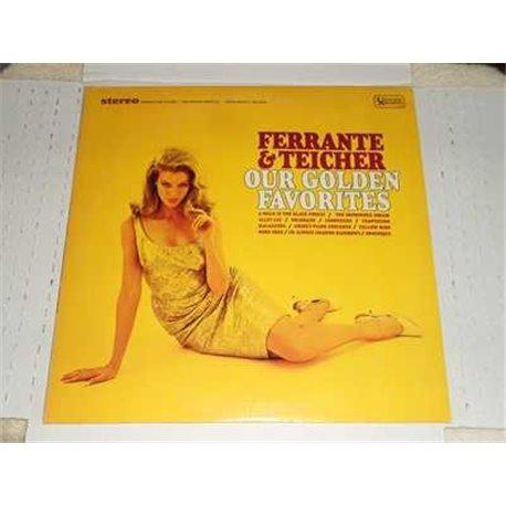 Ferrante and Teicher - Our Golden Favorites Vinyl LP For Sale