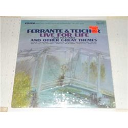 Ferrante & Teicher - Live For Life Vinyl LP For Sale