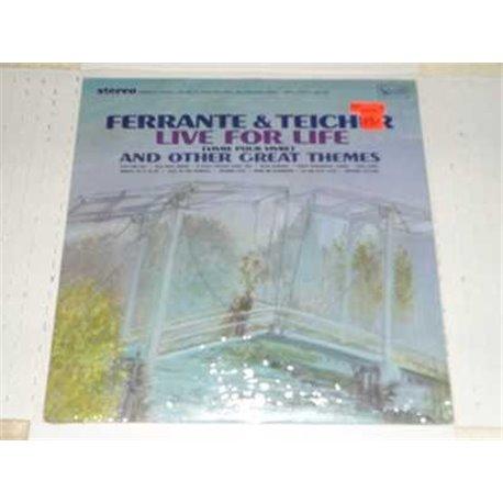 Ferrante and Teicher - Live For Life Vinyl LP For Sale