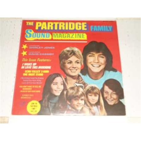 The Partridge Family - Sound Magazine Vinyl Lp Sor Sale