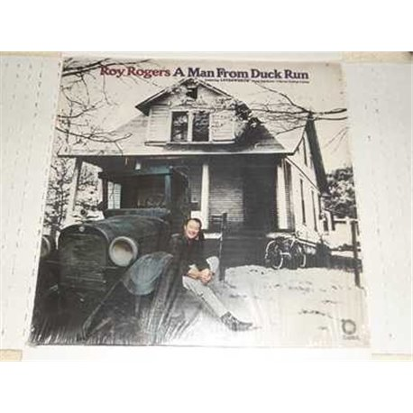 Roy Rogers - A Man From Duck Run Vinyl LP For Sale