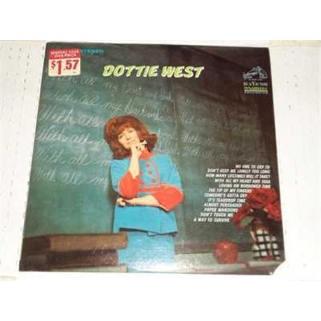 Dottie West - With All My Heart And Soul Vinyl LP For Sale