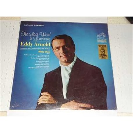 Eddy Arnold - The Last Word In Lonesome Vinyl LP For Sale