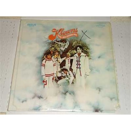 The Klowns - Ringling Brothers and Barnum and Bailey Vinyl LP For Sale