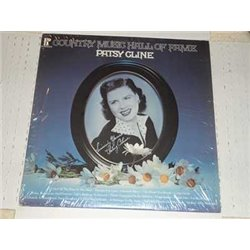 Patsy Cline - Country Music Hall Of Fame vinyl Lp For Sale