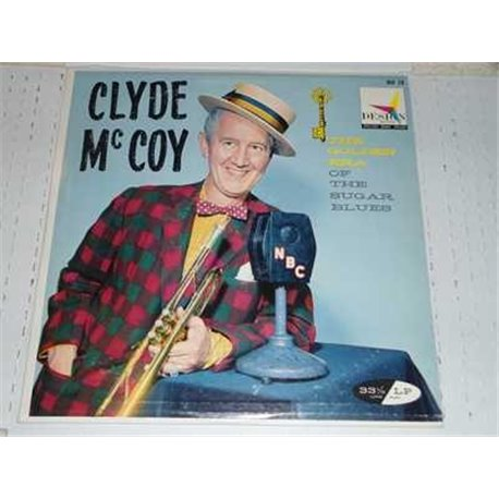 Clyde McCoy - The Golden Era Of The Sugar Blues Vinyl LP For Sale