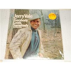 Jerry Vale - Sings Everybody Loves Somebody Vinyl Lp For Sale