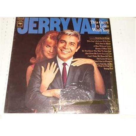 Jerry Vale - This Guys In Love With You Vinyl LP For Sale