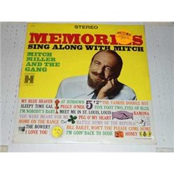 Mitch Miller - Memories Sing Along With Mitch SEALED Vinyl LP For Sale
